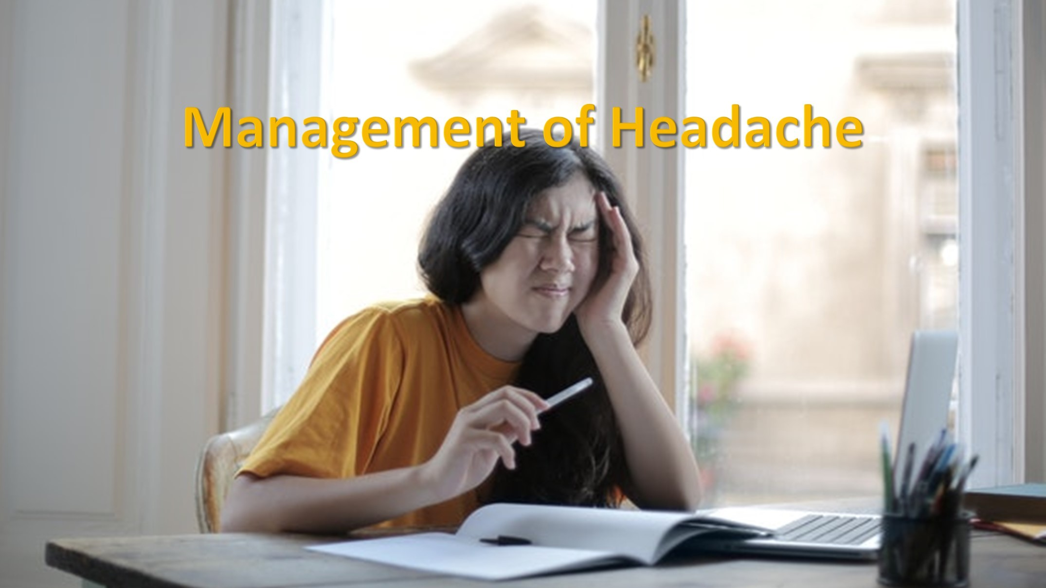 treatment of headache