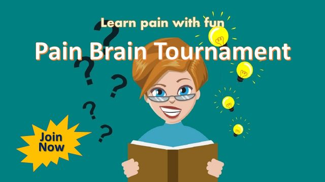 PAIN BRAIN TOURNAMENT