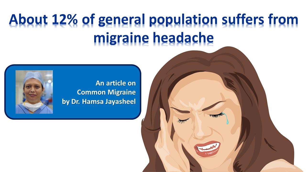 common migraine