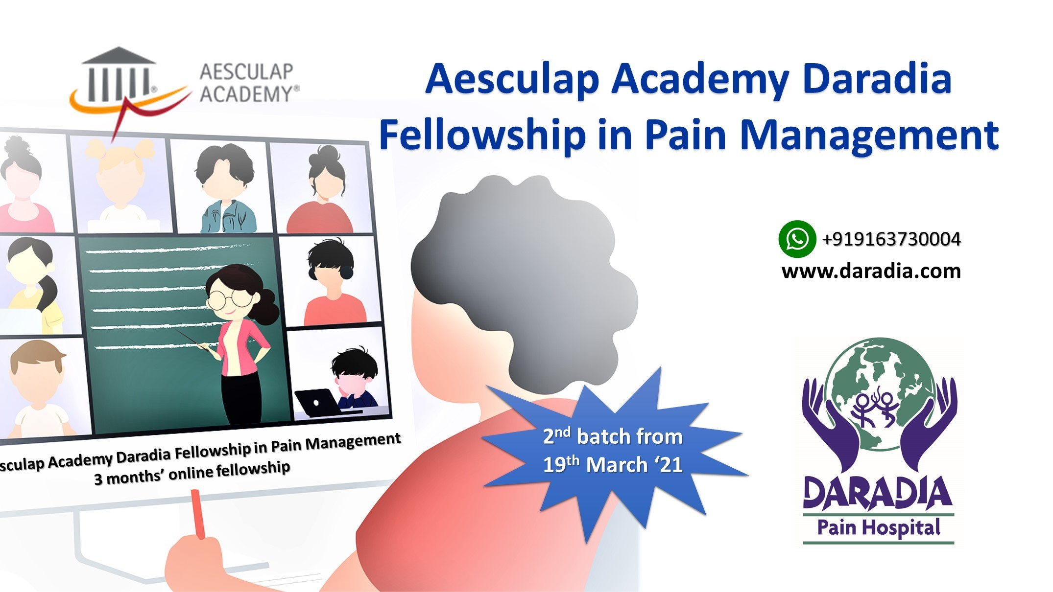online fellowship in pain management